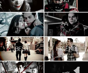 T, teen wolf, and lydia martin image