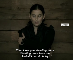 Nelly Furtado, try, and listen to it image