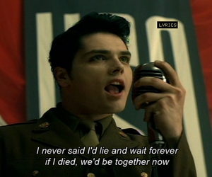 my chemical romance and the ghost of you image