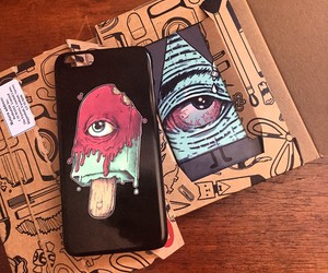 redbubble and iphone cases image