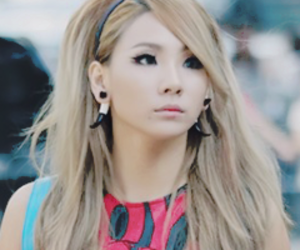 2ne1, CL, and icons image