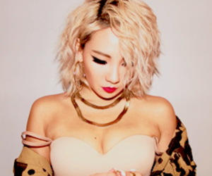 2ne1, CL, and kpop icons image