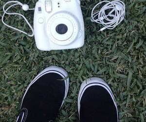 grunge, photography, and polaroid image