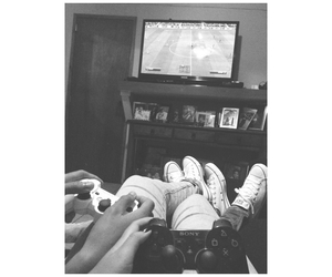 converse, goals, and playstation image