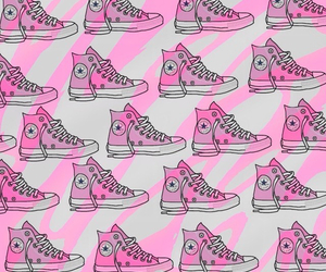 background, converse, and grunge image