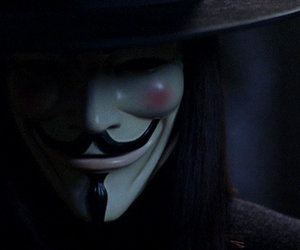 guy fawkes v for vendetta image