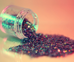 glitter and shine image