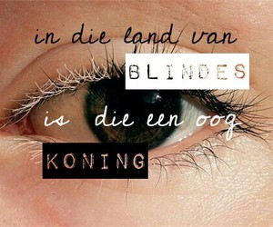 afrikaans, quote, and wit image