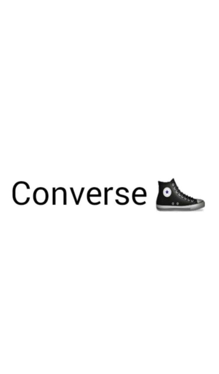 black, cute, and emoji image