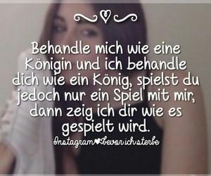 deutsche sprüche, spruche, and girl image