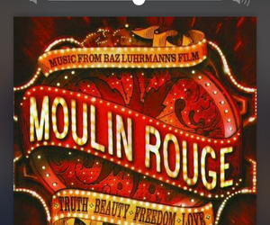 ewan mcgregor, french, and moulin rouge image