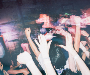 band, high, and music image