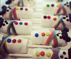 candy, food, and snowmen image