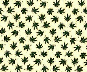 weed, wallpaper, and marijuana image