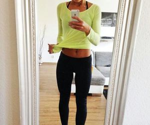 fitness, fit, and body image