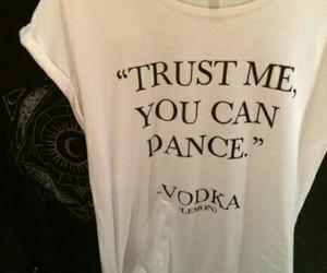 fashion, dance, and vodka image