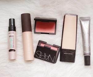 girly, make up, and makeup image