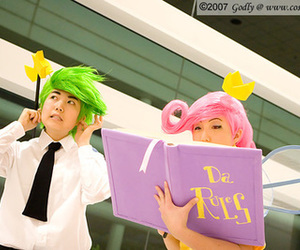 cosmo, fairy, and cosplay image