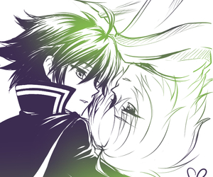 seraph of the end and anime image