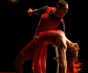 dance, dancer, and passion image