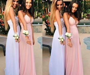 dresses, Prom, and brandy melville image