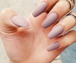 モーブラベンダーの爪