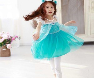 beautiful, kid, and lauren lunde image