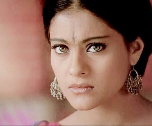 actress, india, and kajol image