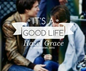 hazel grace and the fault in our stars image