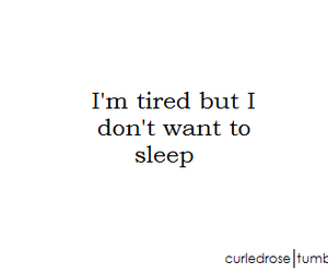 black and white, sleep, and text image