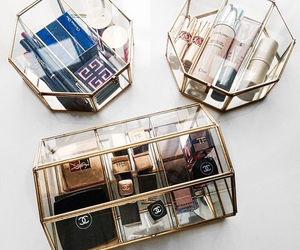 makeup, beauty, and chanel image