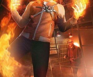 the flash and firestorm image
