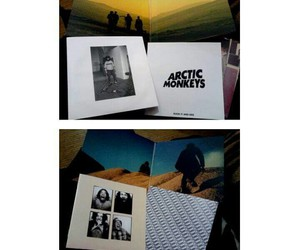 arctic monkeys, indie rock, and suck it and see image