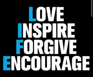 forgive, inspiration, and inspire image