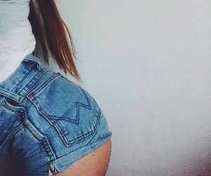 ass, sexy, and jeans image