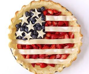 america, delicious, and pie image