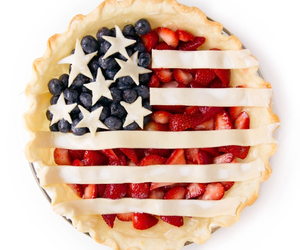 4th of july, red white and blue, and american image