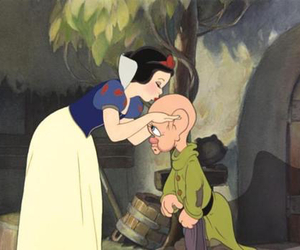 bashful, kiss, and disney image