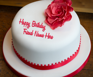 Write name on Beaututiful Birthday Cake For Father Happy Birthday
