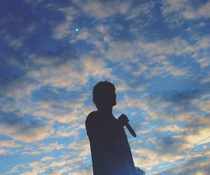 louis tomlinson, one direction, and sky image