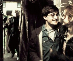 harry potter and harmione image