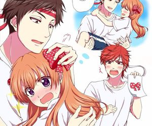 anime and gekkan shoujo nozaki_kun image