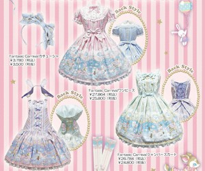angelic pretty, sweet lolita, and dress image