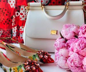 fashion, bag, and Dolce & Gabbana image