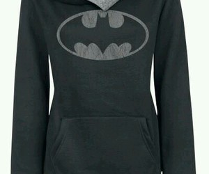 sweater, clothes, and batman image