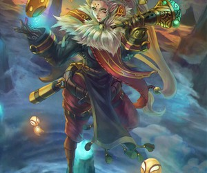 bard and league of legends image