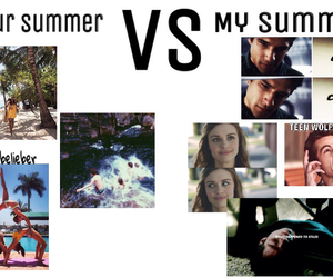 funny, lydia martin, and summer image