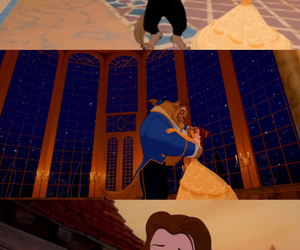 beauty and the beast, film, and films image