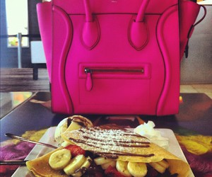 bag, food, and celine image