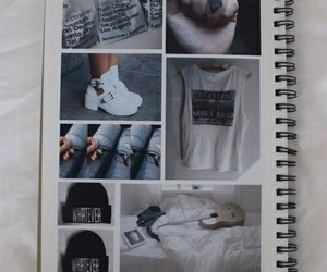 grunge, tumblr, and white image